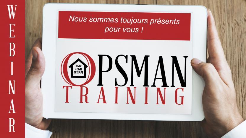 Formation en ligne sécurité online training security