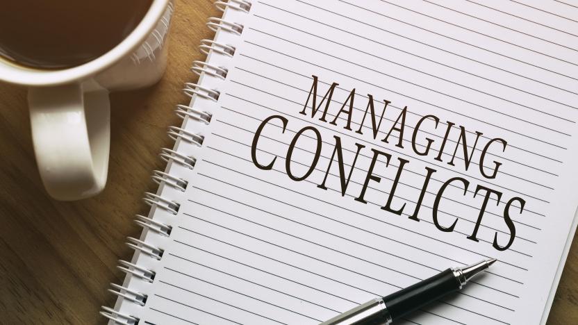 Managing Conflics
